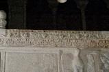 Scultore dell'Italia meridionale sec. XIII, Cornice con maschere