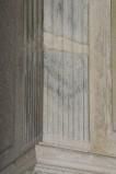 Scultore dell'Italia meridionale sec. XIII, Lastra con scanalatura