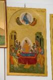 Suor Marie Paul secc. XX-XXI, Icona con il transito della Madonna