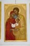 Suor Marie Paul secc. XX-XXI, Icona con la Sacra Famiglia