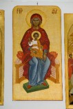 Suor Marie Paul secc. XX-XXI, Icona con Madonna con Gesù Bambino