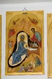 Suor Marie Paul secc. XX-XXI, Icona con la Natività di Gesù