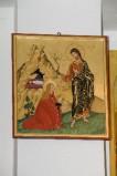 Suor Marie Paul secc. XX-XXI, Icona con Gesù e Santa Maria Maddalena