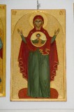 Suor Marie Paul secc. XX-XXI, Icona con Madonna e Bambino Gesù