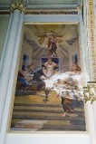Melle G. sec. XX, Dipinto murale delUltima Cena
