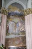 Melle G. (1955), Dipinto murale del sogno di San Giovanni Bosco