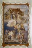 Melle G. (1955), Dipinto murale della Chiesa come sposa di Gesù Cristo