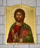 Mangano M. (2002), Icona di Gesù Cristo