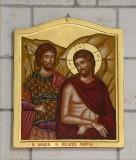 Mangano M. (2002), Icona di Gesù spogliato delle vesti