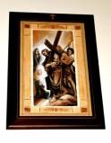 Afrune G. sec. XXI, Cornice di Gesù Cristo asciugato dalla Veronica