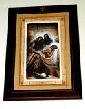 Afrune G. sec. XXI, Gesù Cristo deposto nel sepolcro