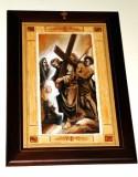Afrune G. sec. XXI, Gesù Cristo asciugato dalla Veronica