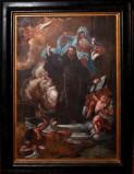 Ambito salentino sec. XVIII, Dipinto di San Lorenzo da Brindisi