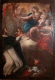 Ambito salentino sec. XVIII, Dipinto di San Domenico