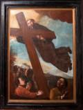 Ambito salentino sec. XVIII, Dipinto di San Giuseppe da Copertino