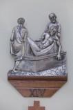 Alesco (1976), Via Crucis di Gesù deposto nel sepolcro