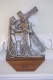 Alesco (1976), Via Crucis di Gesù che incontra la Madonna
