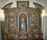 Ambito sardo sec. XVIII, Altare