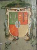 Ambito sardo sec. XVIII, Stemma arcivescovile