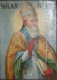 Ambito sardo sec. XVIII, Sant'Ilario