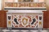 Maestranze siciliane metà sec. XVIII, Altare di S. Ignazio da Loyola