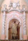 Maestranze siciliane sec. XVIII, Edicola della statua di S. Ignazio da Loyola