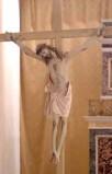 Bottega siciliana secc. XIX-XX, Crocifisso processionale