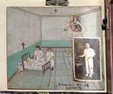 Bottega siciliana (1947), Dipinto ex voto con Guarigione miracolosa 2/2