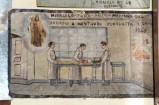 Bottega siciliana (1947), Dipinto ex voto con Guarigione miracolosa 1/2