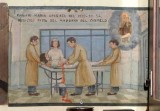 Bottega siciliana (1954), Dipinto ex voto con Guarigione miracolosa