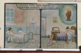Bottega siciliana (1953), Dipinto ex voto con Guarigione miracolosa 2/3