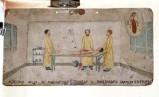 Bottega siciliana (1926), Dipinto ex voto con Guarigione miracolosa