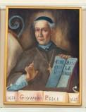 Bottega siciliana sec. XX, Ritratto del vescovo Giovanni Pesce