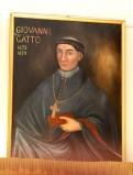Bottega siciliana sec. XX, Ritratto del vescovo Giovanni Gatto