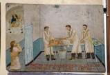 Bottega siciliana (1939), Dipinto ex voto con Guarigione da carie costale