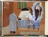 Tricomi R. (1952), Dipinto ex voto con Guarigione miracolosa