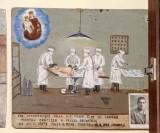 Bottega siciliana (1953), Dipinto ex voto con Guarigione miracolosa 1/3