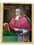 Dell'Utri sec. XX, Ritratto del vescovo Raimondo Ruby