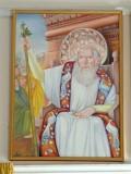 Bottega siciliana (1992), Ritratto di S. Berillo vescovo