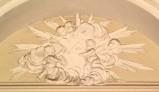 Bottega siciliana secc. XIX-XX, Altorilievo con Occhio divino