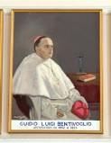 Agosta D. (1991), Dipinto di Ritratto del vescovo Guido Luigi Bentivoglio