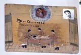 Bottega siciliana (1958), Dipinto ex voto con Guarigione miracolosa