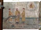 Bottega siciliana (1923), Dipinto ex voto con Guarigione miracolosa