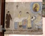 Bottega siciliana (1934), Dipinto ex voto con Guarigione miracolosa 3/4
