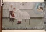 Bottega siciliana (1929), Dipinto ex voto con Guarigione miracolosa