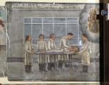 Bottega siciliana (1944), Dipinto ex voto con Guarigione miracolosa