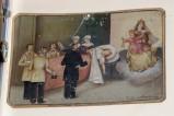Bottega siciliana (1915), Dipinto ex voto con Guarigione miracolosa