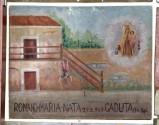 Bottega siciliana (1946), Dipinto ex voto con Salvataggio da caduta nel vuoto