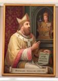 Stramondo R. (1992), Dipinto di Ritratto del vescovo Marziale