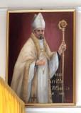 Cirinnà A. (1992), Ritratto del vescovo Alfonso Carrillo De Albornoz